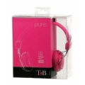 TnB CS PURE HEADSET PINK
