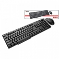TRUST Keyboard & Mouse Wireless 16607